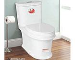 توالت فرنگی بومرنگ درجه1  مدل  1003