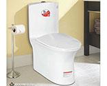 توالت فرنگی بومرنگ درجه1  مدل  1020