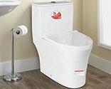 توالت فرنگی بومرنگ درجه1  مدل  1030