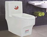 توالت فرنگی بومرنگ درجه1  مدل  2199