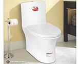 توالت فرنگی بومرنگ درجه1  مدل  MJ115