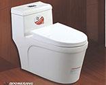 توالت فرنگی بومرنگ درجه1  مدل  MJ58
