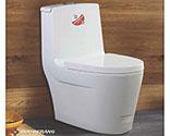 توالت فرنگی بومرنگ درجه1  مدل  MJ63