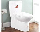 توالت فرنگی بومرنگ درجه1  مدل  MJ75