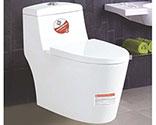 توالت فرنگی بومرنگ درجه1  مدل  MJ80