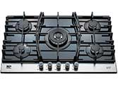 اجاق گاز مسترپلاس شیشه ای  مدل  G238