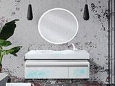 روشویی کابینتی دیواری  مدل  AM100