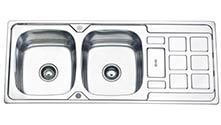 سینک ظرفشویی ارس توکار مدل AS03