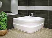 وان و جکوزی حمام باداب خانگی مدل 002