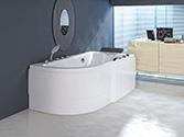 وان و جکوزی حمام باداب خانگی مدل 102