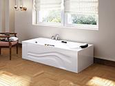 وان و جکوزی حمام باداب خانگی مدل 103