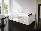 وان و جکوزی حمام باداب خانگی مدل 104