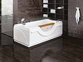 وان و جکوزی حمام باداب خانگی مدل 105