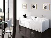 وان و جکوزی حمام باداب خانگی مدل 107