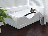 وان و جکوزی حمام باداب خانگی مدل 109