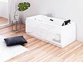 وان و جکوزی حمام باداب خانگی مدل 111