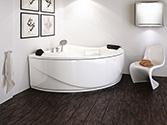 وان و جکوزی حمام باداب خانگی مدل 202