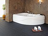 وان و جکوزی حمام باداب خانگی مدل 206