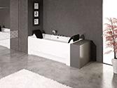 وان و جکوزی حمام باداب خانگی مدل 302