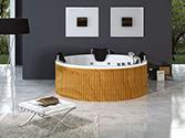 وان و جکوزی حمام باداب خانگی مدل 303