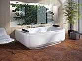 وان و جکوزی حمام باداب خانگی مدل 304