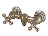 شیرآلات کرومات کلاسیکال طلایی مدل کلاسیکال طلایی