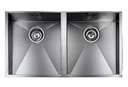 سینک ظرفشویی لامیرا توکار مدل Filo77452V