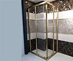 کابین_دوش حمام پارتیشن مدل L101