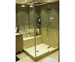 کابین_دوش حمام پارتیشن مدل L116