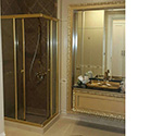 کابین_دوش حمام پارتیشن مدل L102