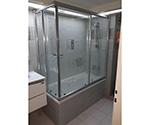کابین_دوش حمام پارتیشن مدل L107