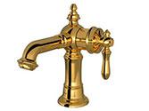 شیرآلات بیزانس طلا  مدل  روشویی