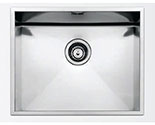 سینک ظرفشویی زیگما زیرصفحه ای مدل 1B50