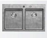 سینک ظرفشویی زیگما توکار مدل uniqueS