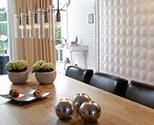 کاغذ دیواری سه بعدی قابل شستشو مدل 3DWallpaper15