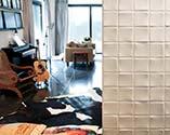 کاغذ دیواری سه بعدی قابل شستشو مدل 3DWallpaper17