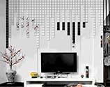 کاغذ دیواری سه بعدی قابل شستشو مدل 3DWallpaper23