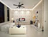کاغذ دیواری خارجی قابل شستشو مدل wallpaper1018